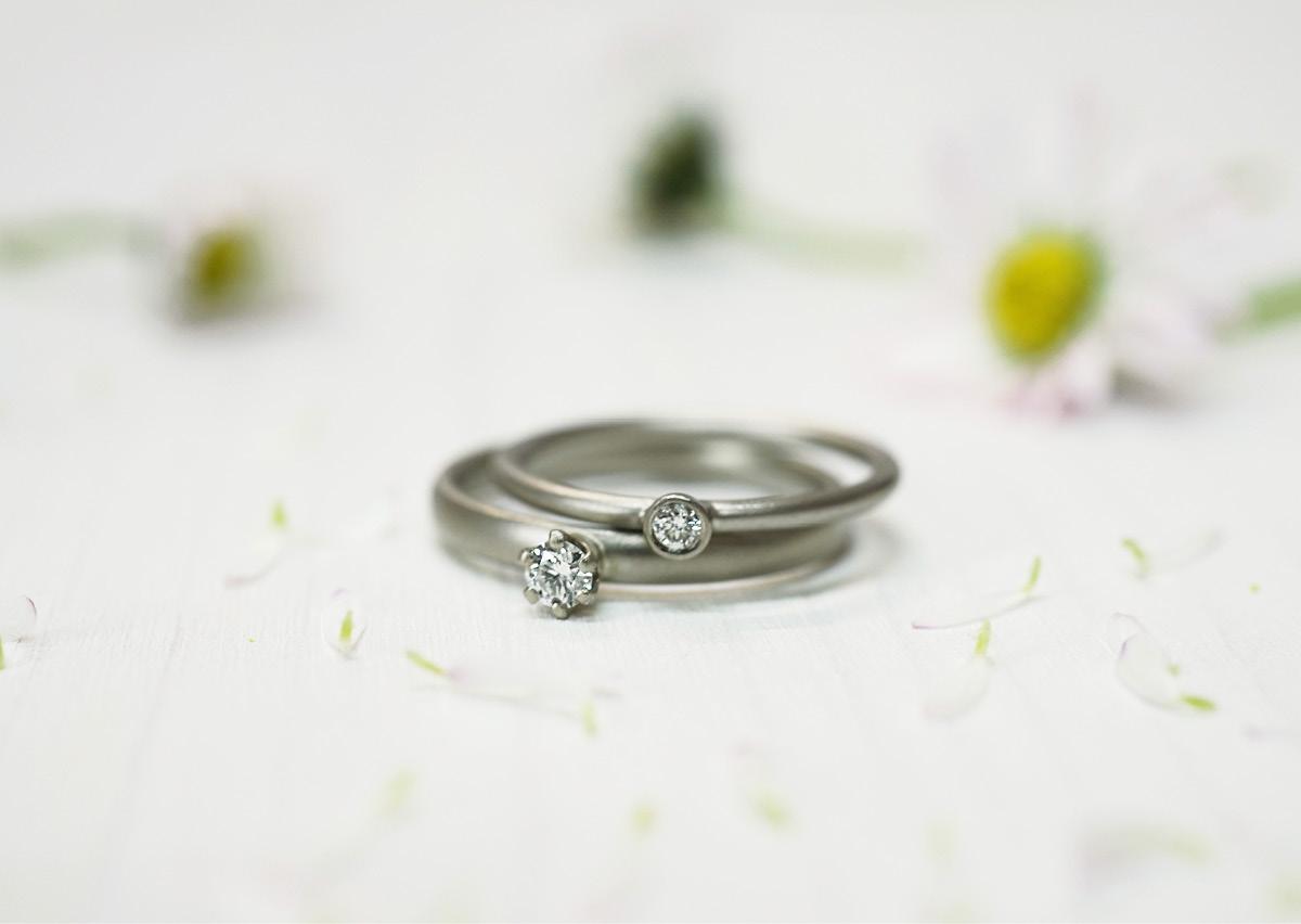 FINGERGLÜCK – verloben und Diamanten schenken