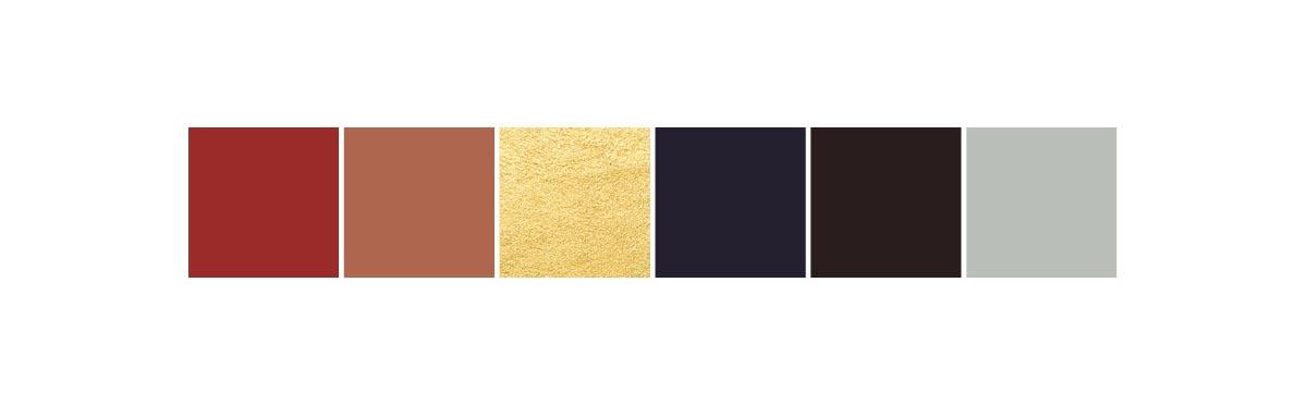 FINGERGLÜCK – INSPIRATION Gold & Schokolade