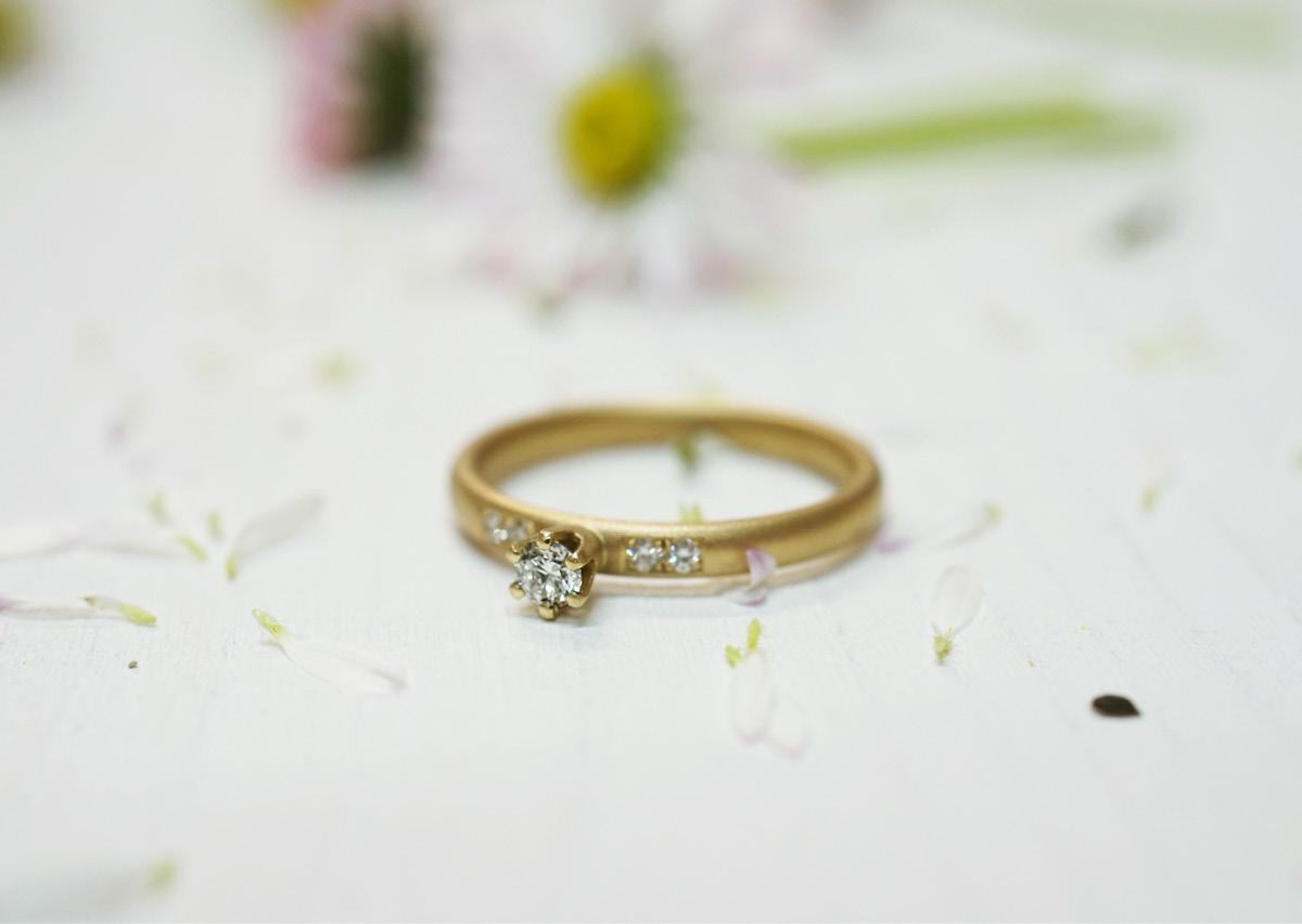 FINGERGLÜCK – zauberhafte Verlobungsringe