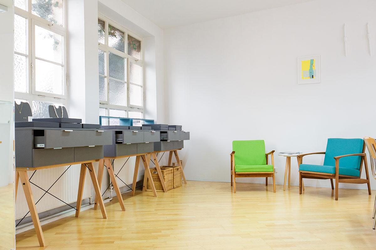 Schmuckatelier FINGERGLÜCK - Iris Merkle