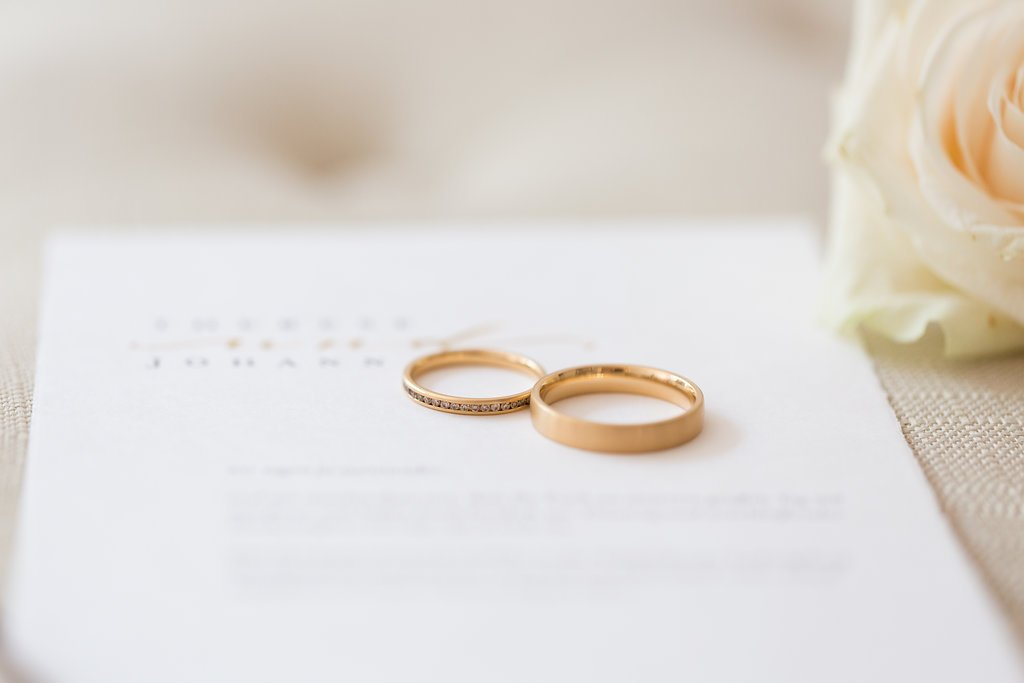 Styled Shooting WIE GEMALT – Klassisch edle Hochzeitsinspiration