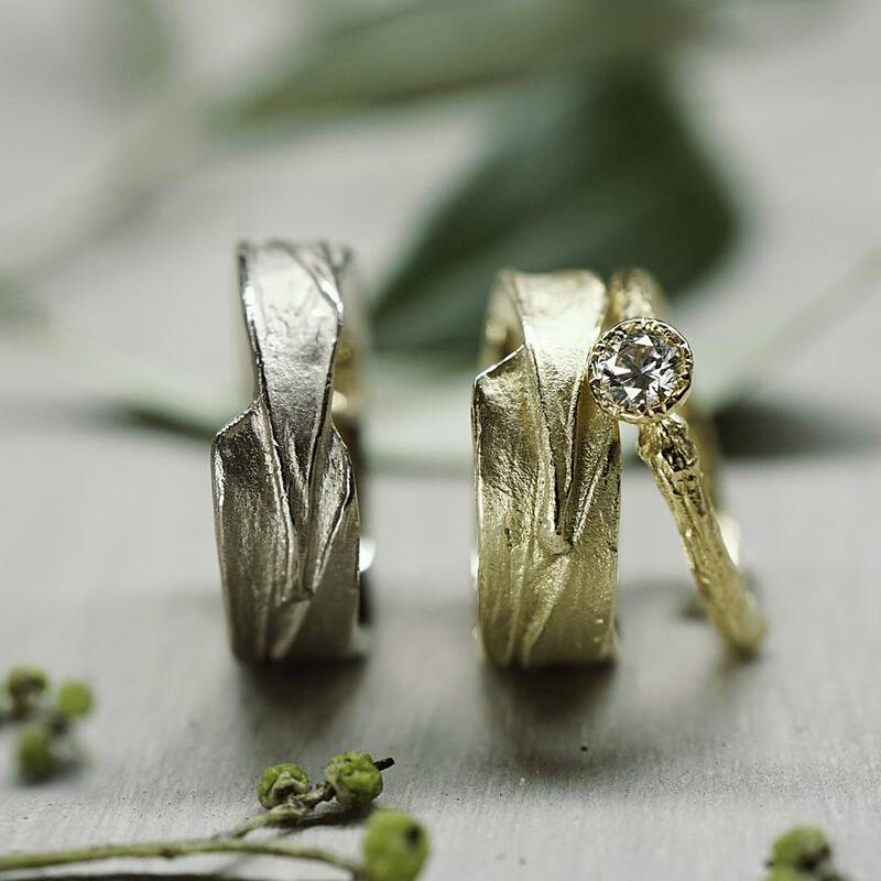 FINGERGLÜCK – Ringe CITRUS & OLIVE