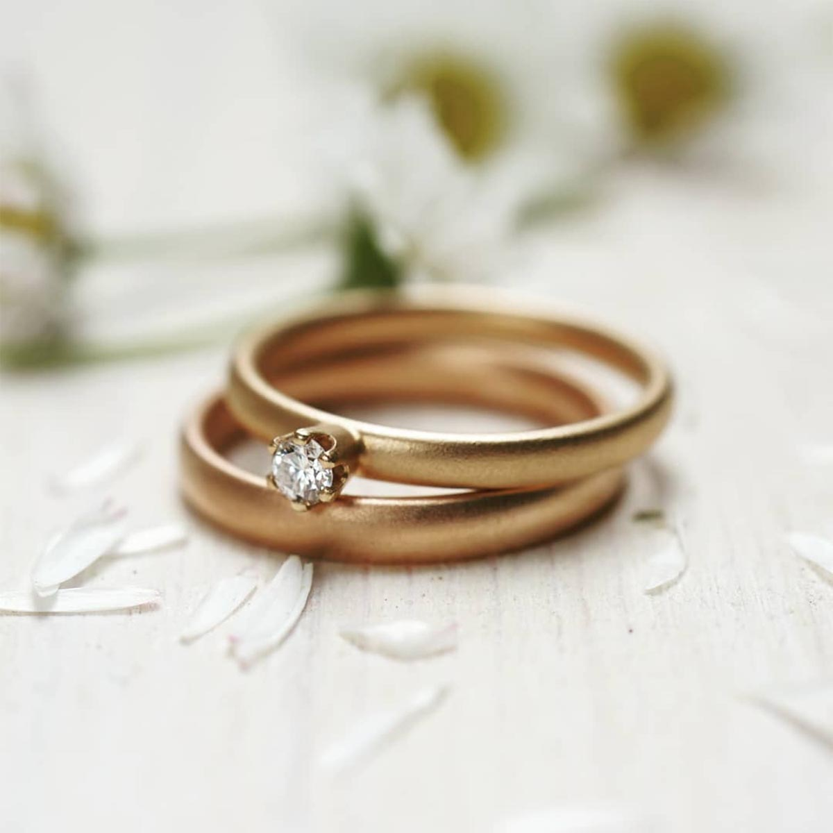 FINGERGLÜCK – Trau- und Verlobungsringe