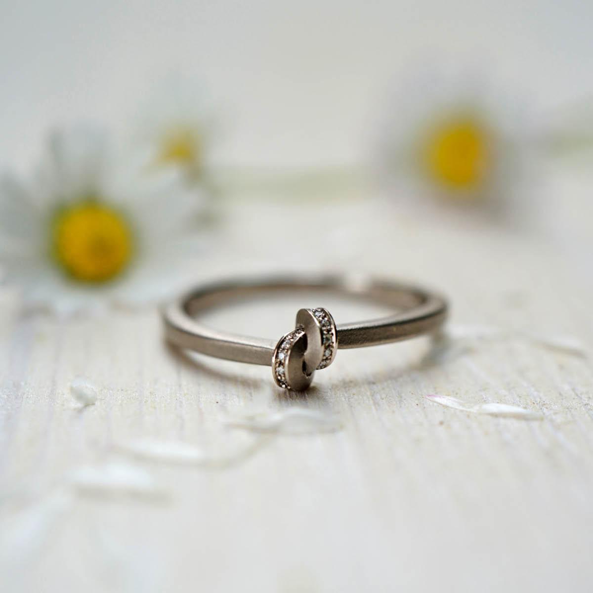 FINGERGLÜCK – Verlobungsringe von Oliver Schmidt