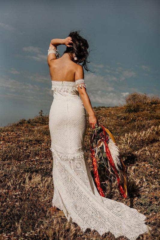 SANTORINI TROPICAL WEDDING von Ramona Reckzeigel