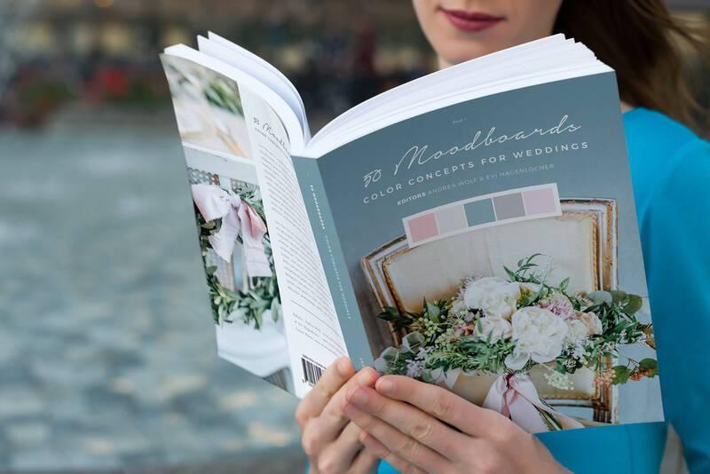 Inspirations- und Arbeitsbuch für Brautpaare