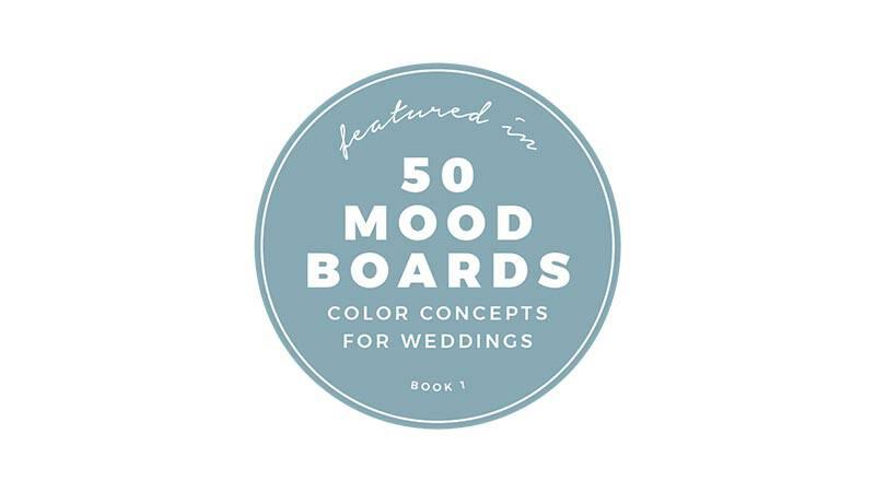 50 Mood Boards von Andrea Wolf Designs