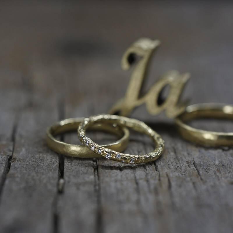 FINGERGLÜCK – Verlobungsringe