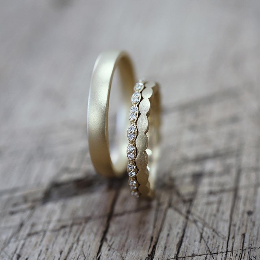 FINGERGLÜCK – Trauringe Gold, Silber und Platin